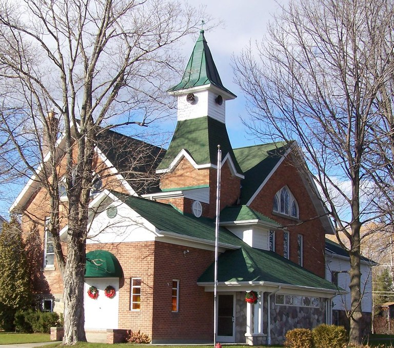 Port Sanilac Methodist Church