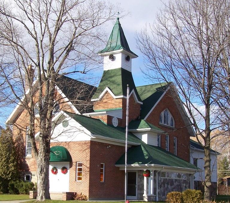 Port Sanilac Methodist Church