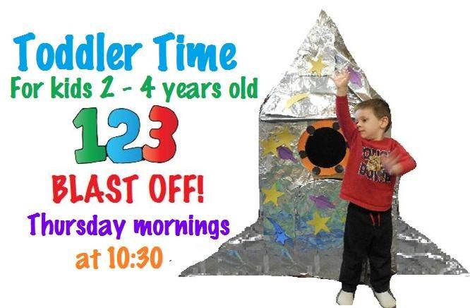tiddler Time Rocket