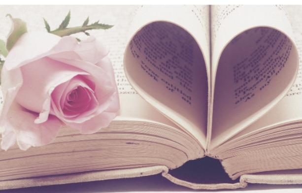 Heart Rose Book